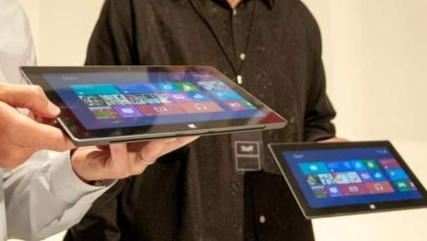 Планшеты Microsoft Surface RT
