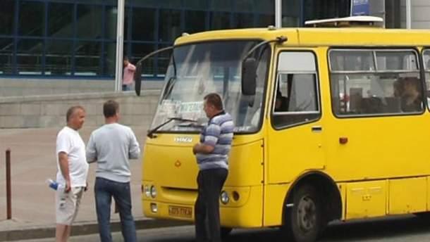 Київські водії маршруток