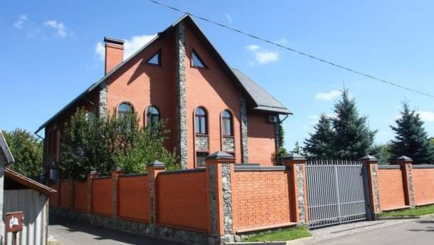 Будинок Петра Мельника