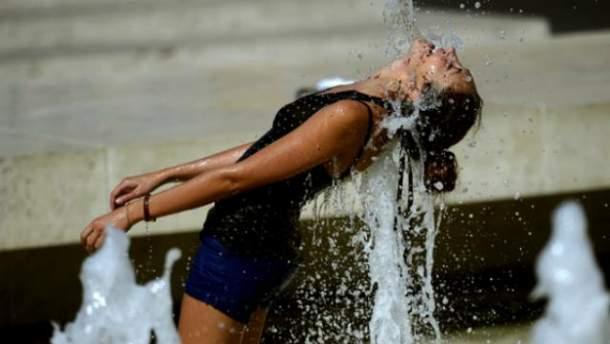 В Украине прогнозируют жару