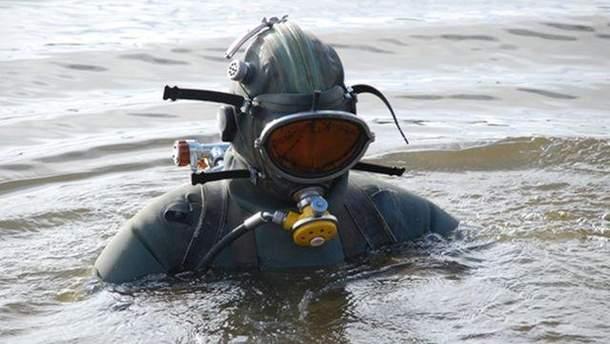 Водолаз-спасатель