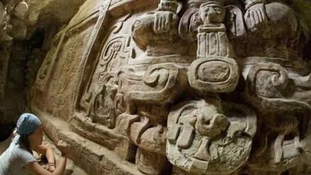 Фигуры майя