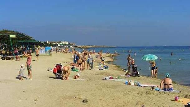 """Пляжі """"Омега"""""""