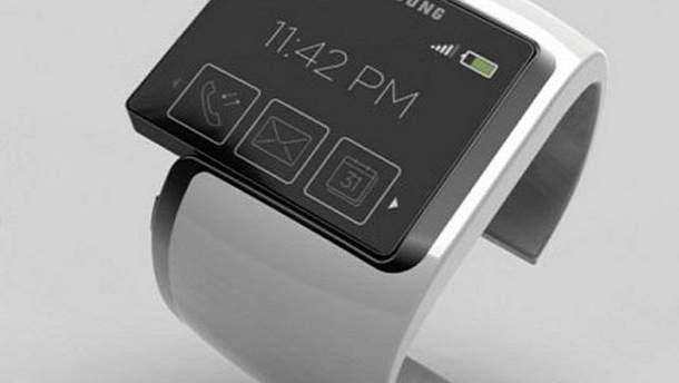 """""""Розумний"""" годинник Samsung"""
