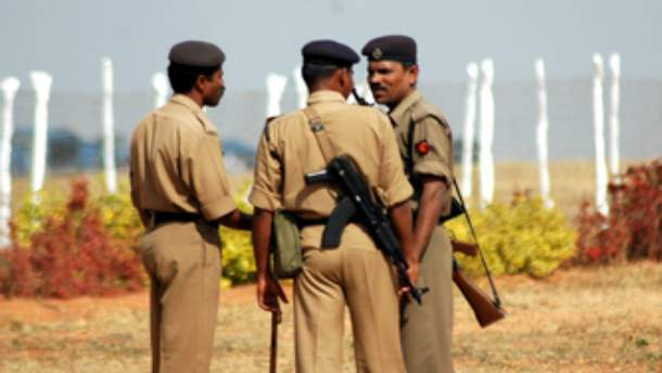 Поліція Індії
