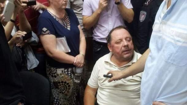 Петр Мельник