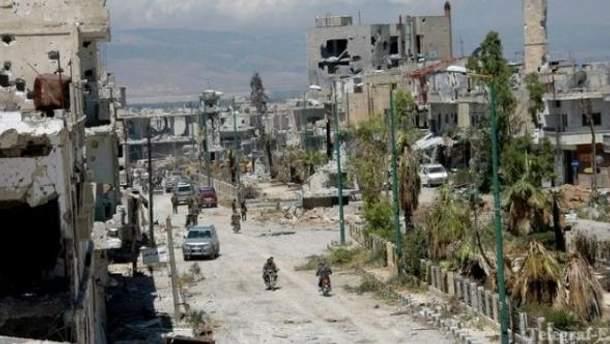Сирія під час війни
