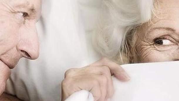 Секс у похилому віці сприяє роботі мозку