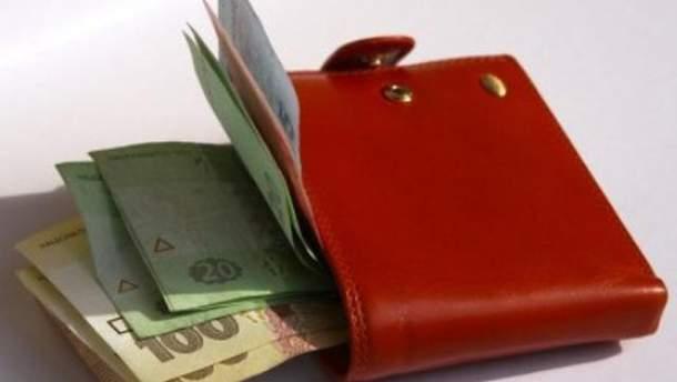 Средняя зарплата - 2 тіс. 900 гривень