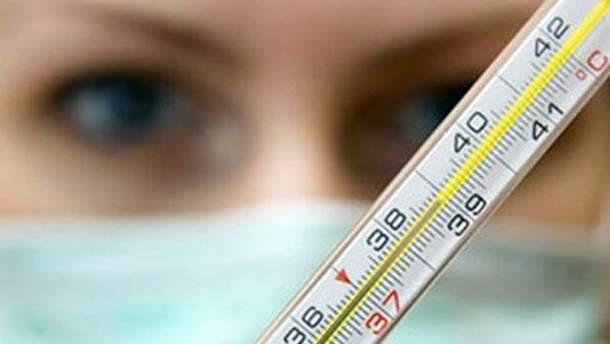 180 тисяч українців вже захворіли на грип