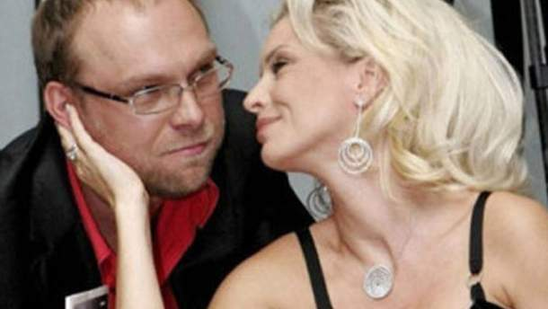 Власенко с экс-супругой