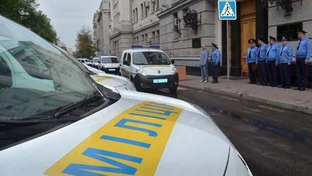 Авто для міліції