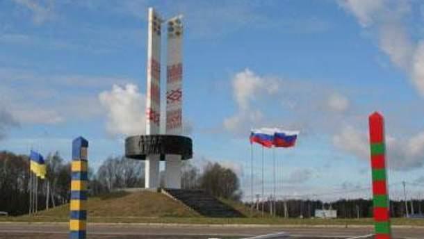 Українсько-білоруський кордон
