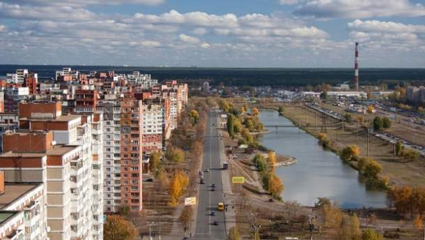 Деснянский район Киева