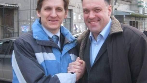 Сергей Старокожко