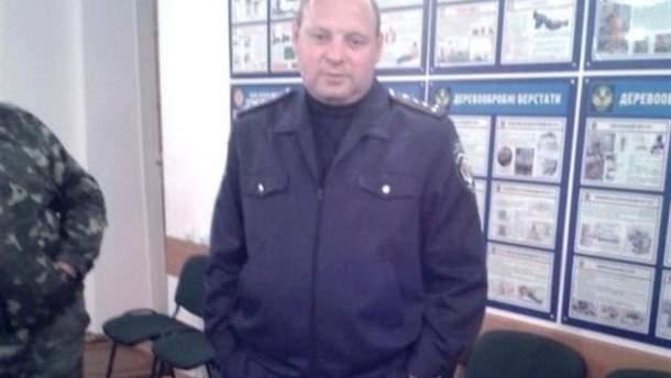 Подсудимый Евгений Дрыжак