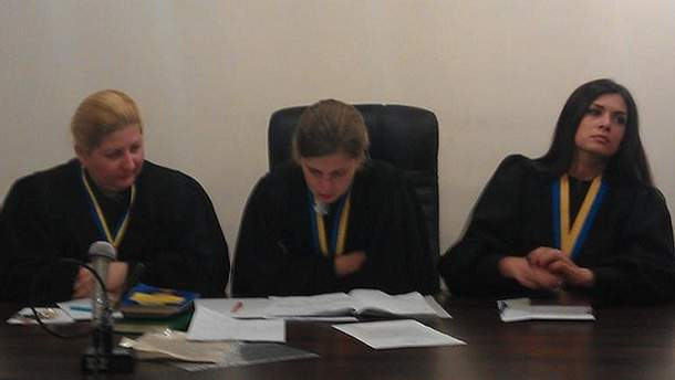 Судьи Львовского окружного админсуда