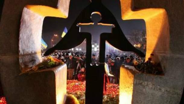 Вшанування жертв Голодомору