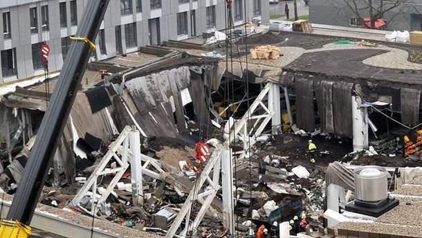 Трагедия в рижском супермаркете