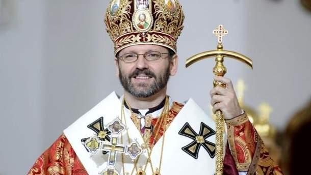 Блаженніший Святослав (Шевчук)