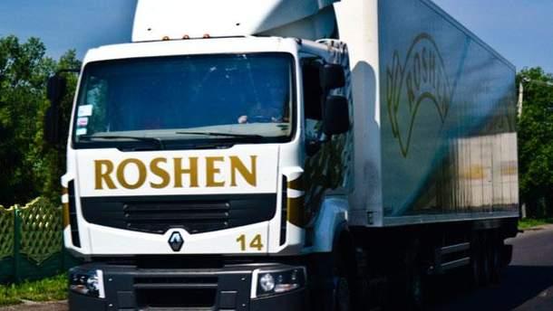 Автомобиль Roshen