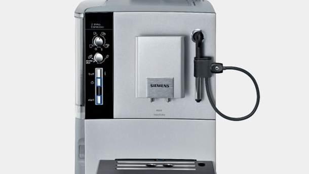 Кава-машина від Siemens