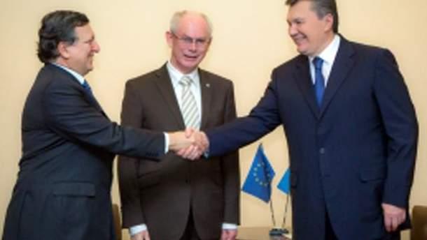 Янукович на саміті у Вільнюсі
