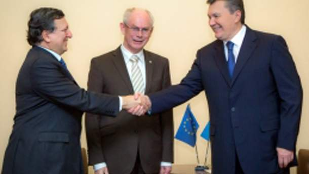 Янукович на саммите в Вильнюсе