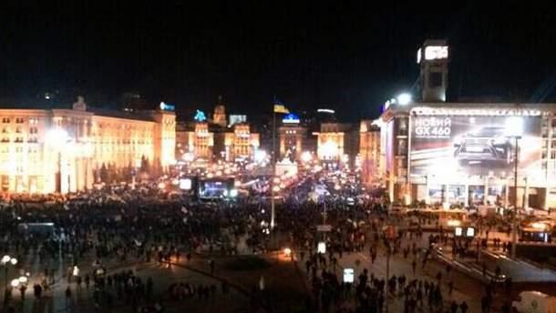 Євромайдан зараз