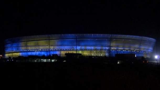 Городской стадион во Вроцлаве