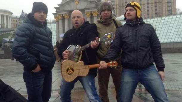 """Ot Vinta!"" на Майдане"
