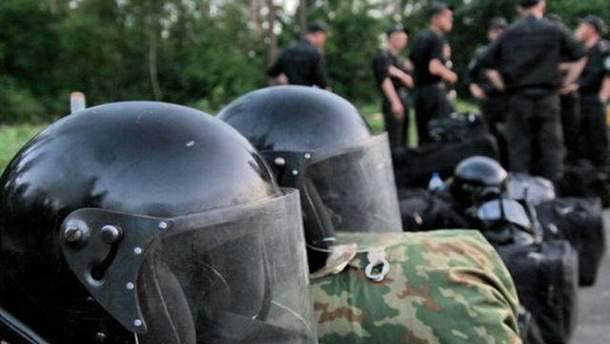 Внутрішні війська МВС