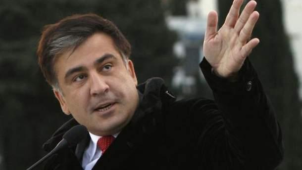 Михайло Саакашвілі