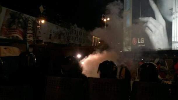 Штурм на Майдан