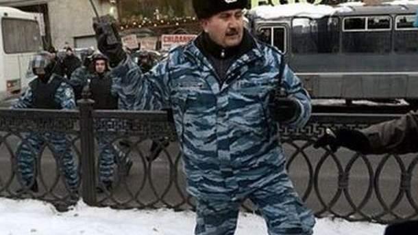 Полковник Сергей Кусюк
