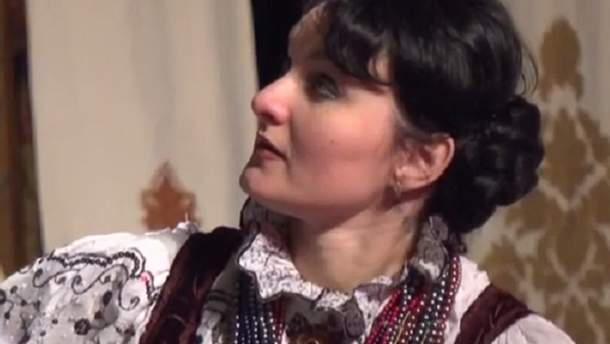 Актриса черкаського театру