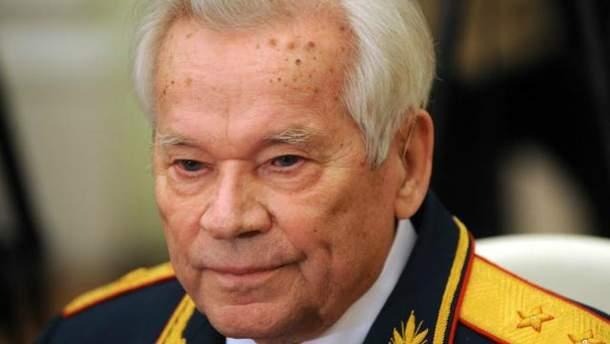 Михайло Калашніков