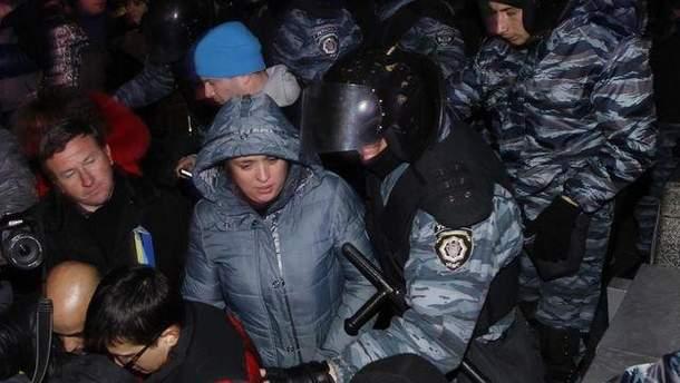 Учасники Євромайдану
