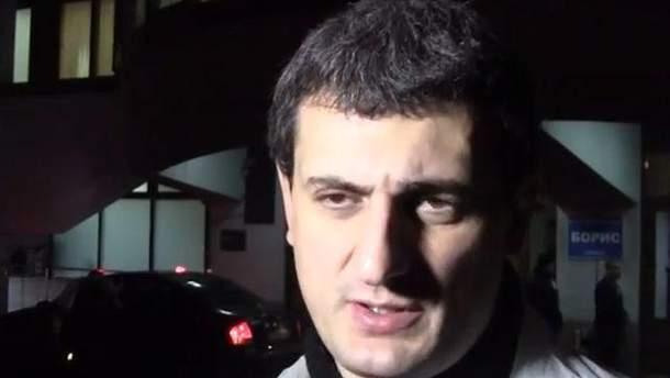 Николай Березовой