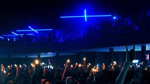 """Фото с прощального тура группы """"Король и Шут"""""""