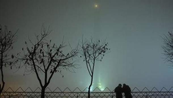 Завтра ожидается туман