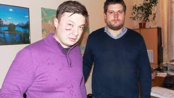 Андрей Ильенко и Сидор Кизин