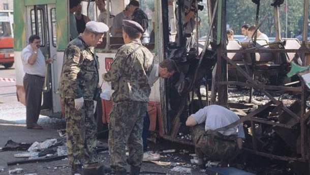 Теракт у Волгограді