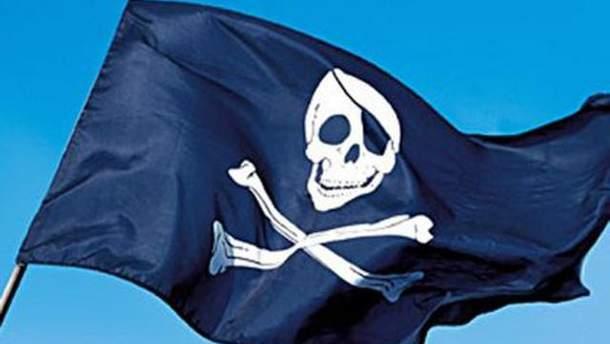 Освободили из пиратского плена