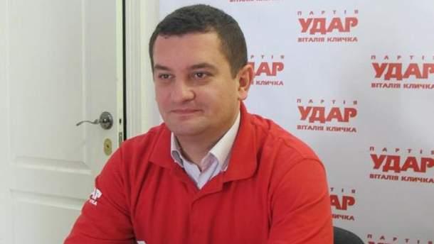Роман Чернега