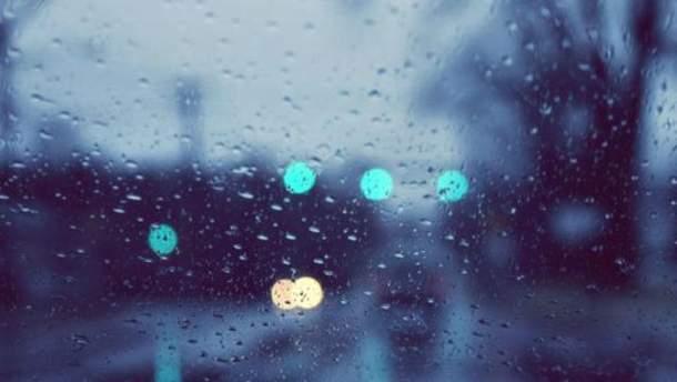 Сьогодні дощитиме