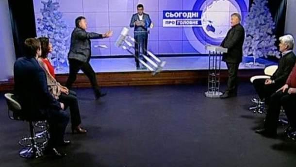 Арсен Аваков і Олег Калашников