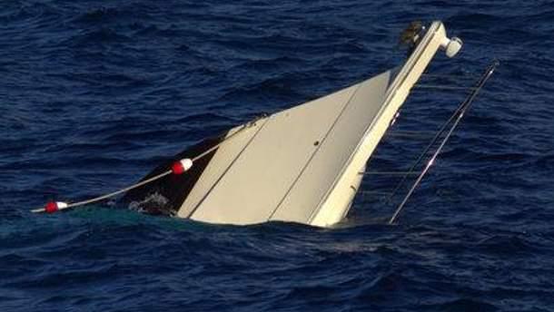 Потонулий човен