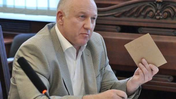 Судья Юрий Бурбела