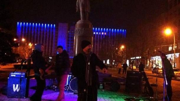 Концерт Гайдамак в Донецке